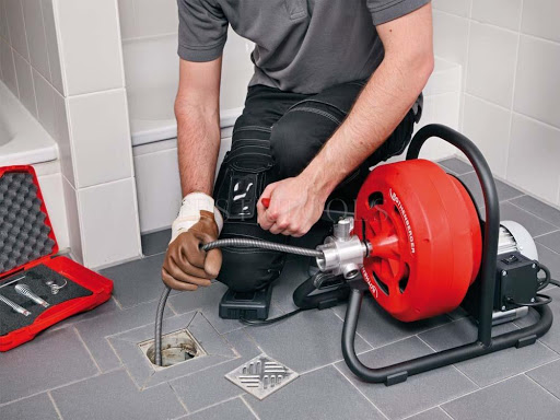 Thiết bị thông cống tại nhà sử dụng dễ dàng