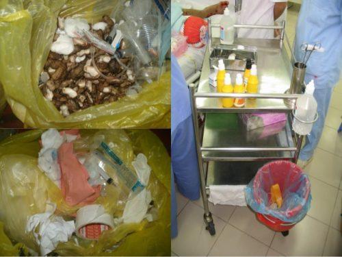 rác thải y tế