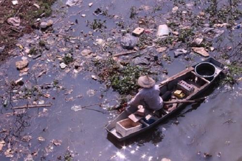 ô nhiễm nguồn nước