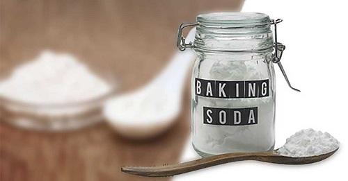 Bột baking soda có vị mặn