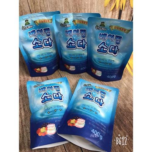 Bột baking soda Hàn Quốc