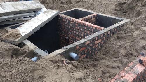 Cách lắp ống bể phốt